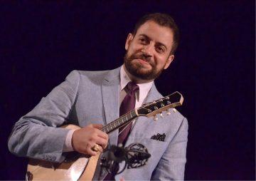 Danilo Brito mandolin