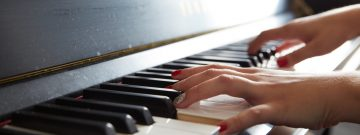 Outstanding Young Pianist Friday Musicale