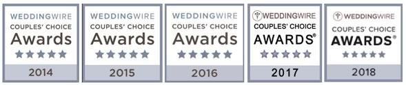 Wedding Wire Award Center