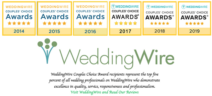 Wedding Wire Award winner Friday Musicale