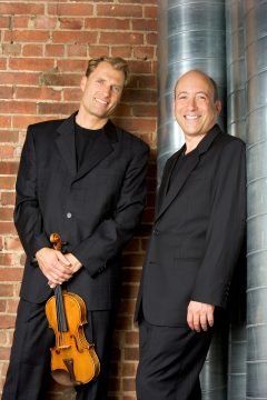 Opus Two - Friday Musicale Concert